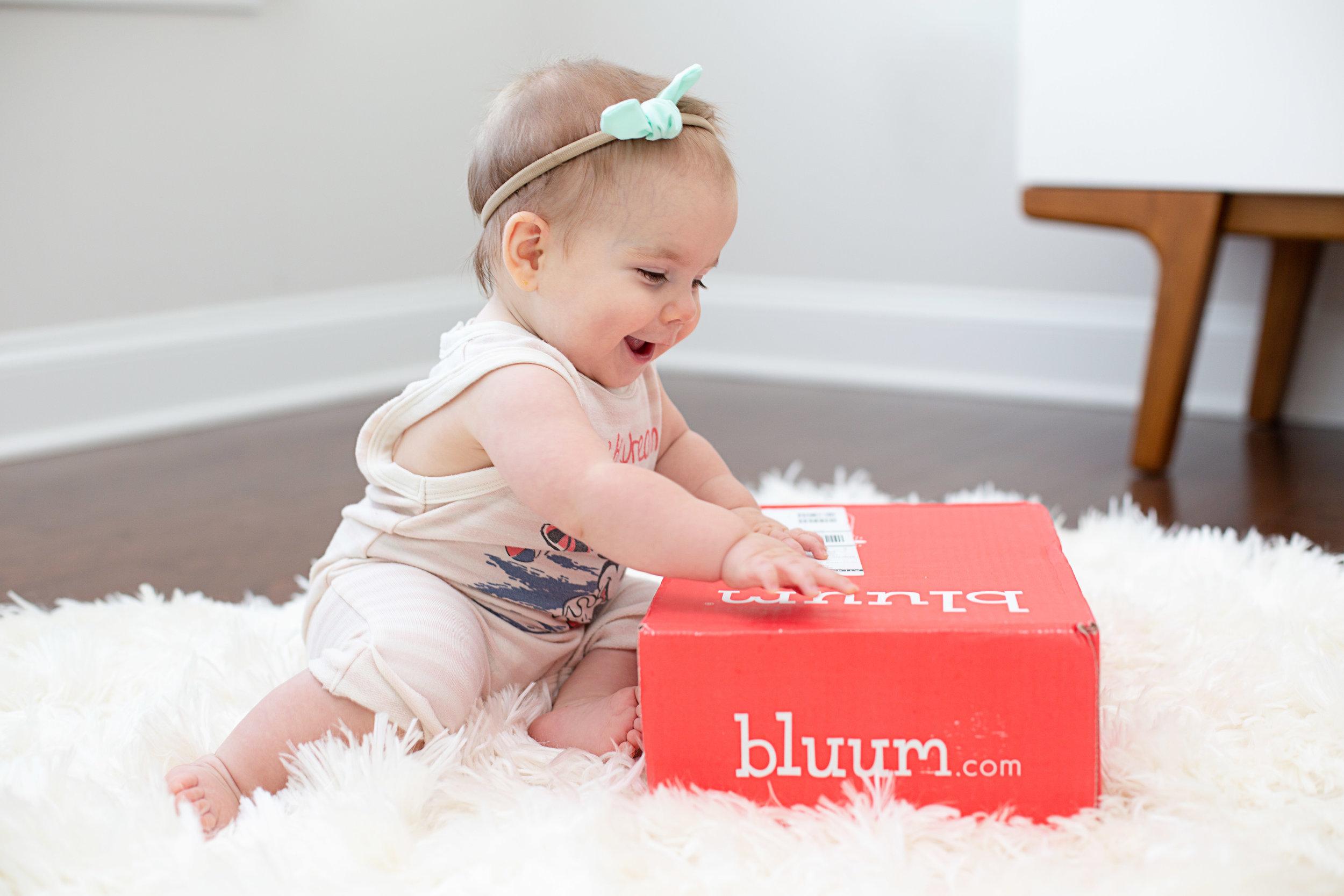 Ella and Bluum box