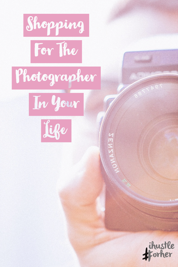 Shopping for the Photographer in Your life