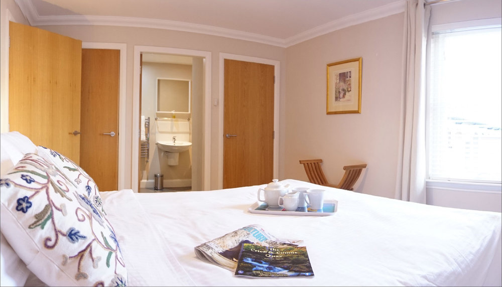 Master bedroom, with en-suite