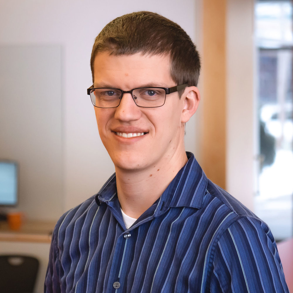 ERIC WIRTH - ArchitectEric graduated from Iowa State University in 2009 with a Bachelors of Architecture. His intense interest in design technology has led him to teaching in addition to architecture. He believes that working hard and continuing education are important to success.