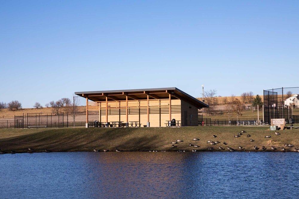 Ely Park Pavilion