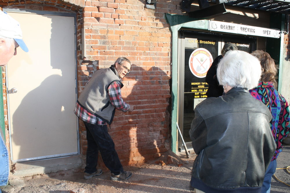 whatever it takes - From hands-on volunteer days to educational workshops, influencing public policy or providing financial assistance, Butte CPR is committed to carrying Butte's historic architecture into the future.