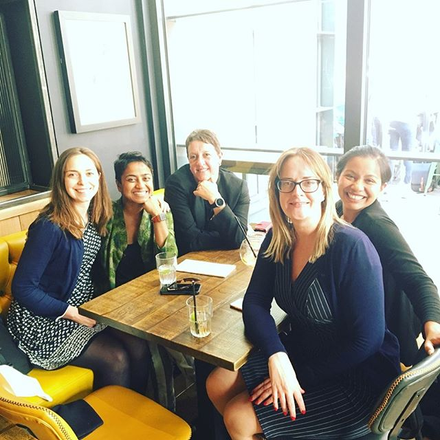 As well as working within sport psychology I get to work with these incredible women at the City Mental Health Alliance which helps businesses create mentally healthy work environments. @poppyjaman @farimah.darbyshire, Vicky and Alison you all a dream to work with. Thank you for all your support and kindness. I am incredibly lucky and grateful to work with you all. . Happy #mentalhealthawarenessweek everyone ❤️
