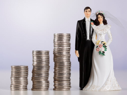 Money and marriage issues