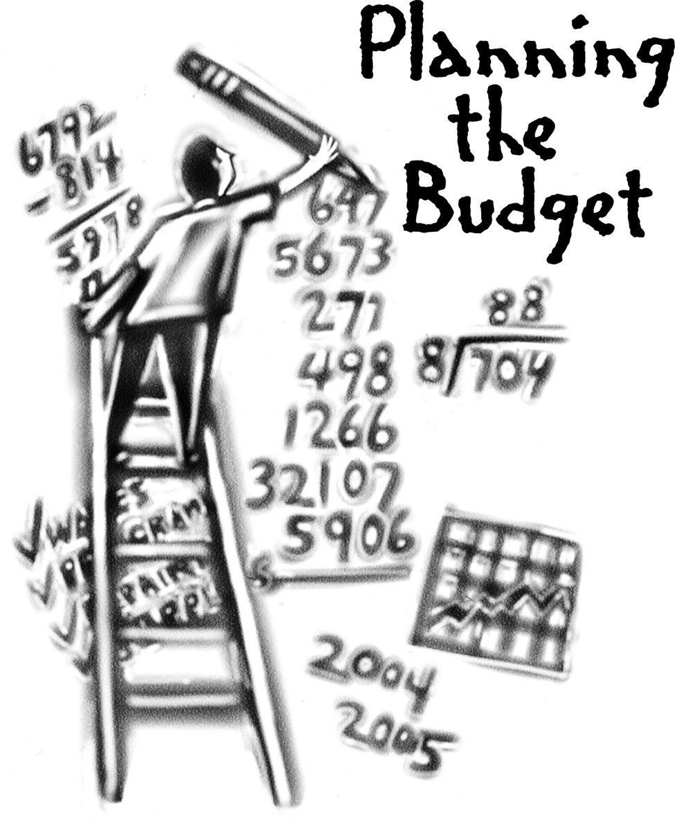 Kelly chisholm - planning the budget