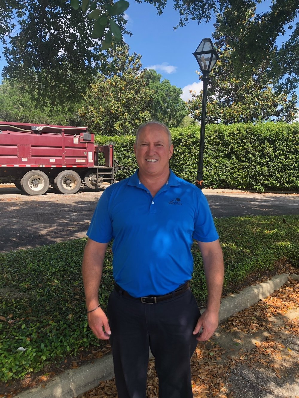 Jeff King - Owner, North Florida Emulsions
