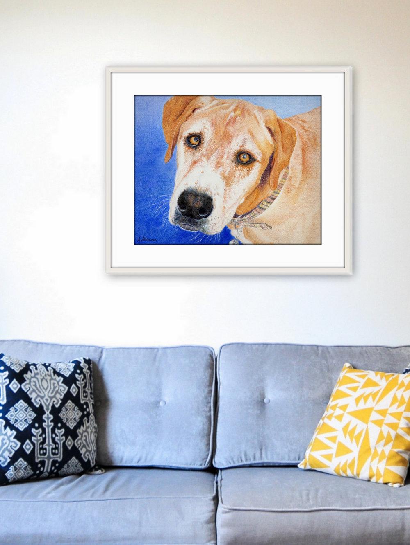 Andreas Stutesman, Colored Pencil, Dog Paintings-007.jpg