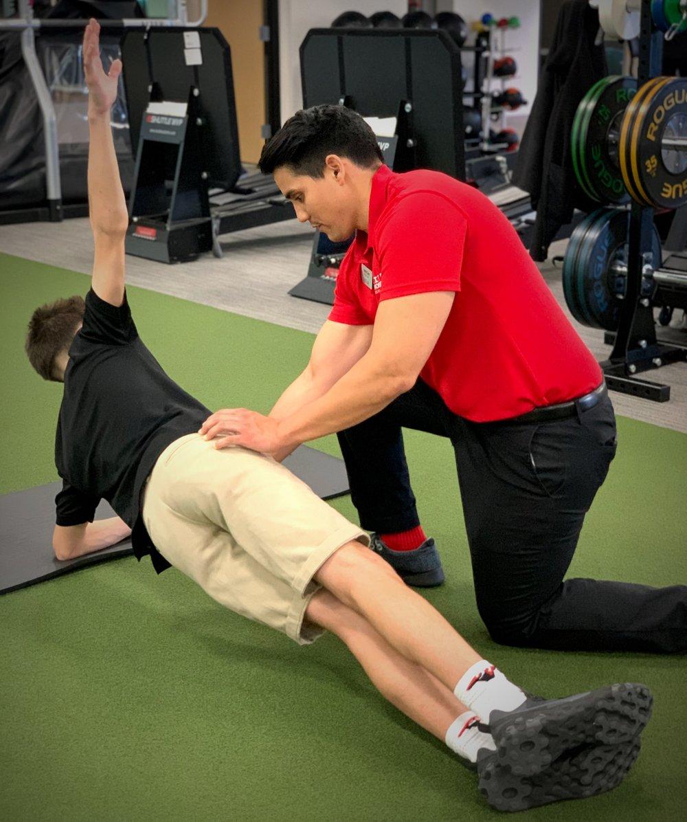 Pediatric Sports Injury Care & Prevention
