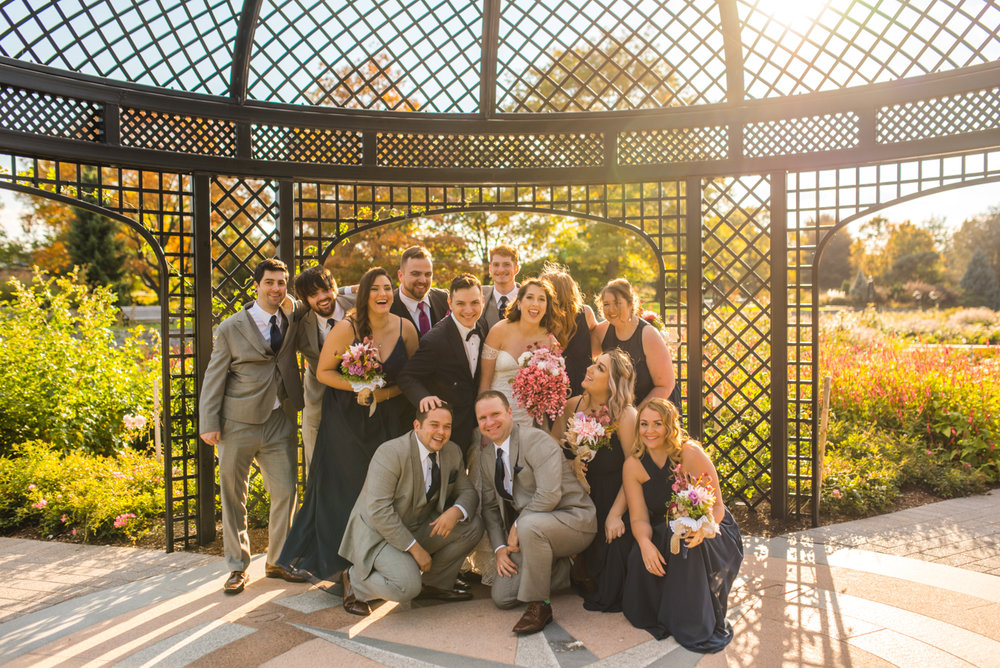 Mike & Allison's Downtown Hamilton RBG Royal Botanical Gardens Wedding Fall Burlington Aidan Hennebry Hush Hush Photography & Film-20.jpg
