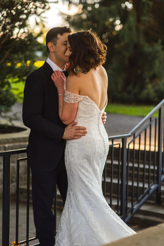 Mike & Allison's Downtown Hamilton RBG Royal Botanical Gardens Wedding Fall Burlington Aidan Hennebry Hush Hush Photography & Film-43.jpg