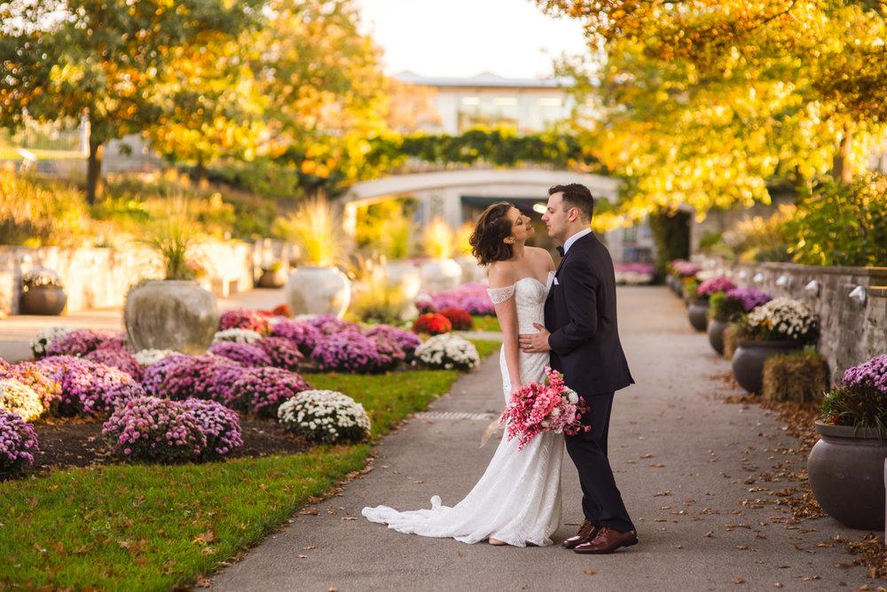 Mike & Allison's Downtown Hamilton RBG Royal Botanical Gardens Wedding Fall Burlington Aidan Hennebry Hush Hush Photography & Film-46.jpg