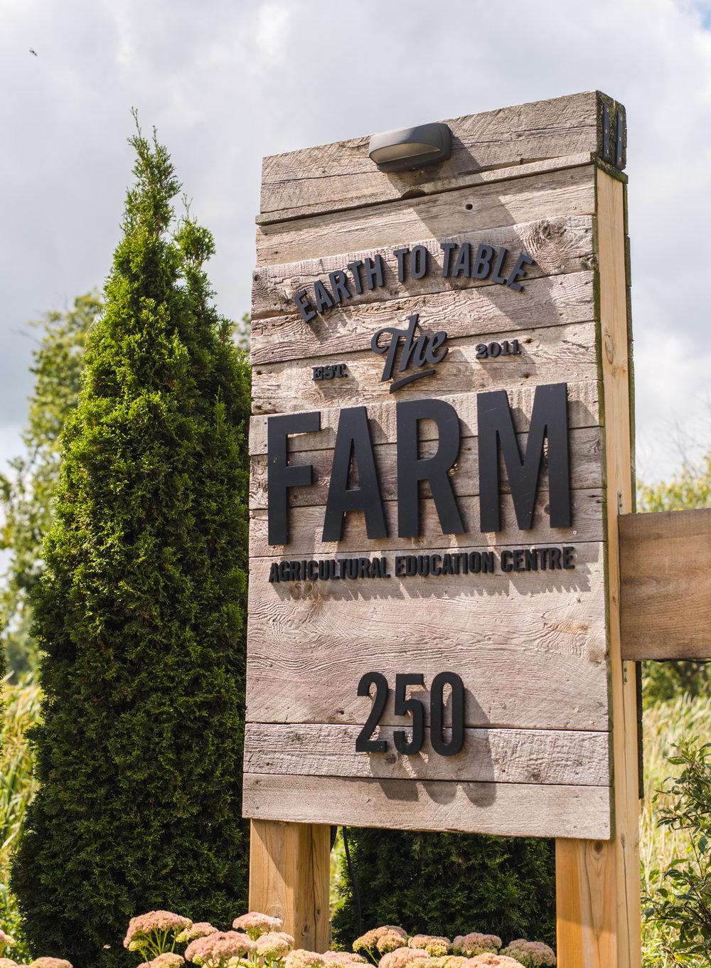 James & Laura's Barn Wedding The Farm Pearle Weddings Company Earth to Table Flamborough Hamilton Ontario Waterdown Outdoor Summer Aidan Hennebry of Hush Hush Photography & Film-5.jpg
