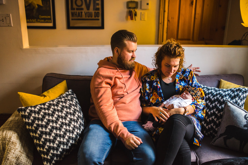 The Stipancic Family At Home Newborn Session Baby 1 Month Old Montreal Quebec Hamilton Ontario Aidan Hennebry Hush Hush Photography & Film Adelaide Pearle-3.jpg