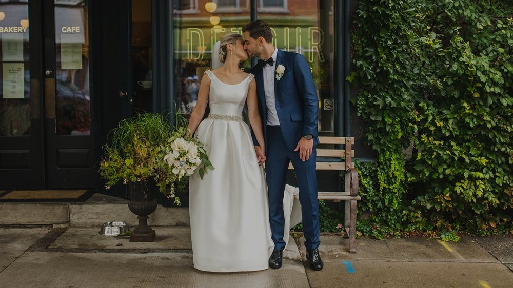 Learn about the Wedding Film Collection -