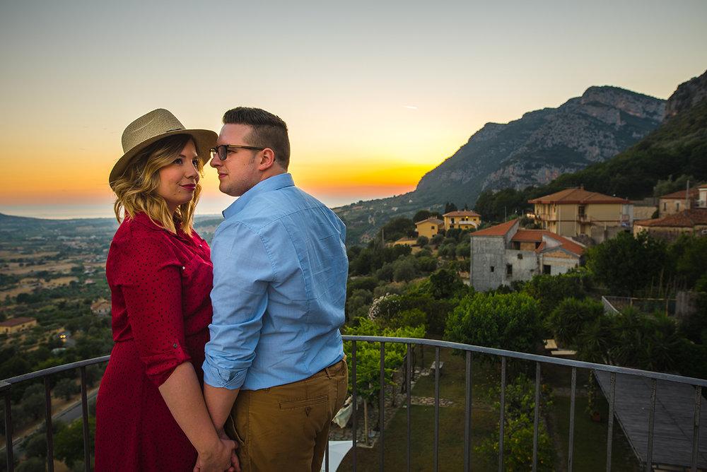 Aidan & Leanne Hennebry Paestum Guigano Italy Hush Hush Photography & Film Wedding Videographer Toronto.jpg