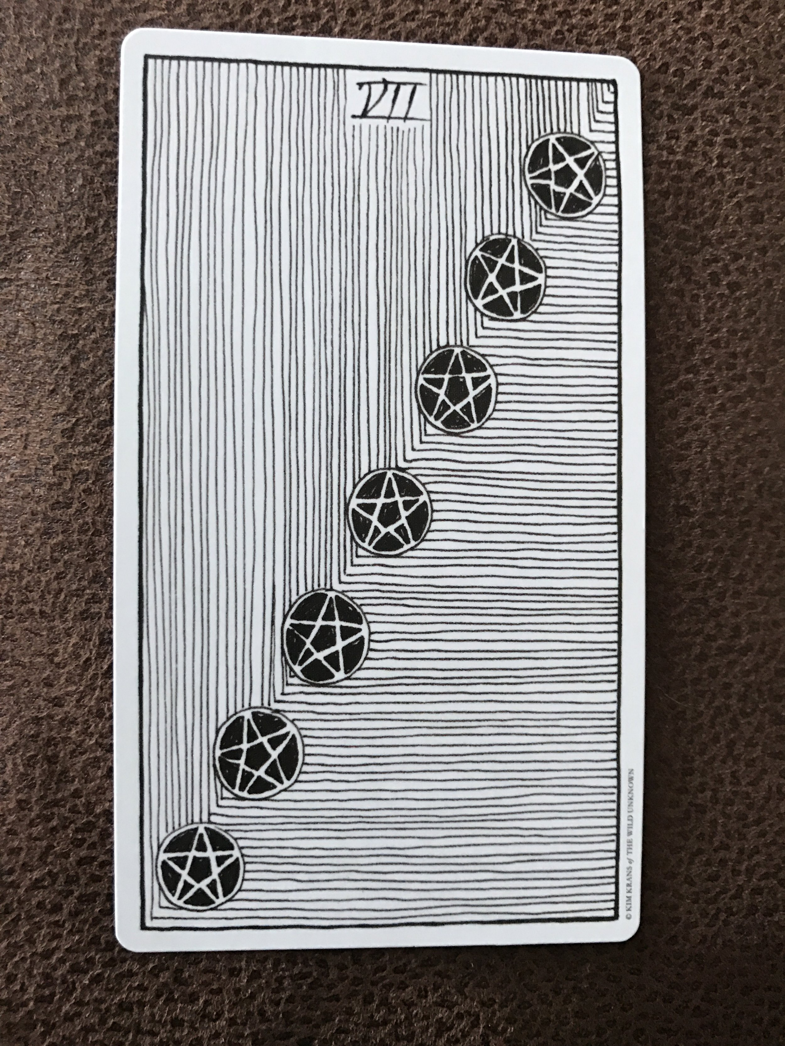 Seven Of Pentacles Writings 3am Tarot Are you too hard on yourself? 3am tarot