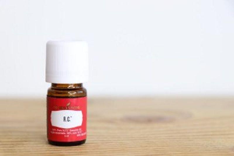 RC essential oil blend