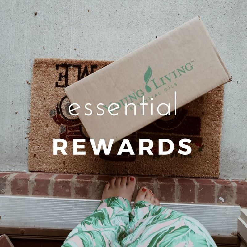 Essential Rewards Young Living