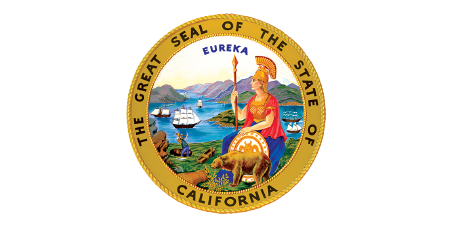 CA  state seal