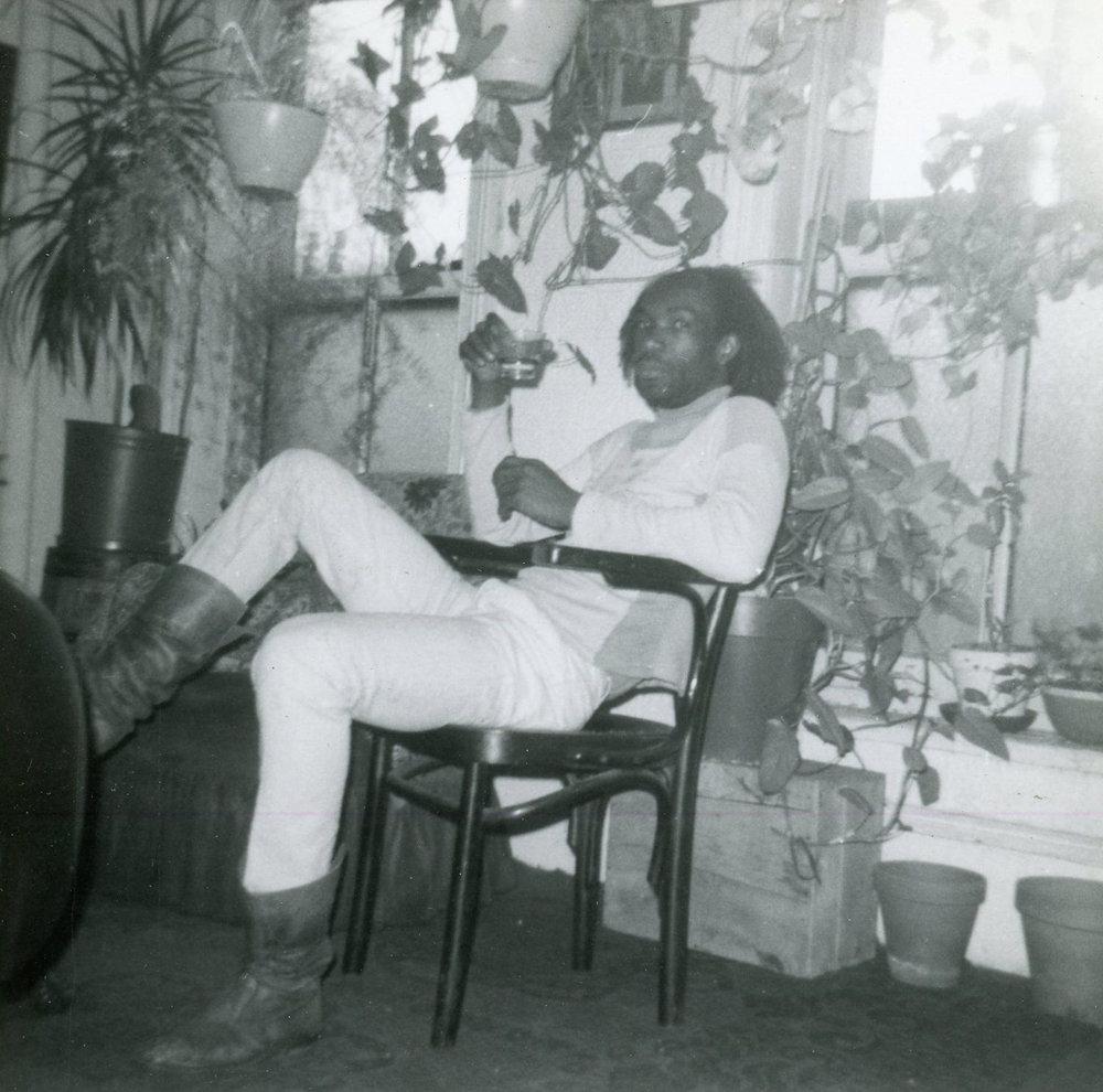 Trevor Brown, c. 1970.