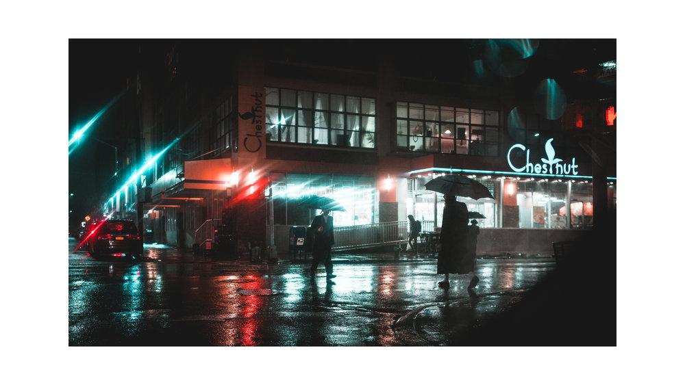 """Night Streaming""   Ramon Brito    Contact"
