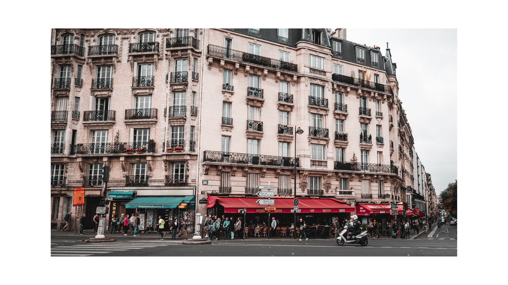 """Favorite city to photograph Paris""   Ramon Brito    Contact"