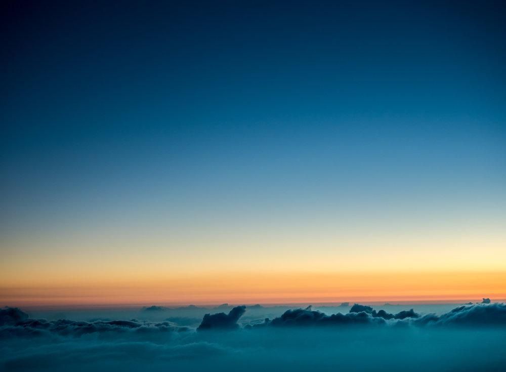 Seth T. Buckley - Photojournalism - Maui Haleakala Photo Essay