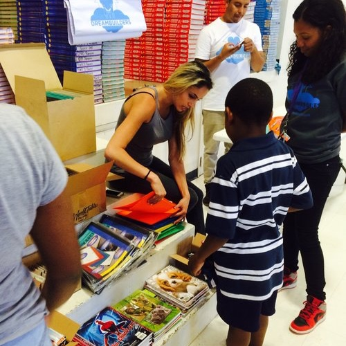 back to school supply drive & event 9/12/14 -