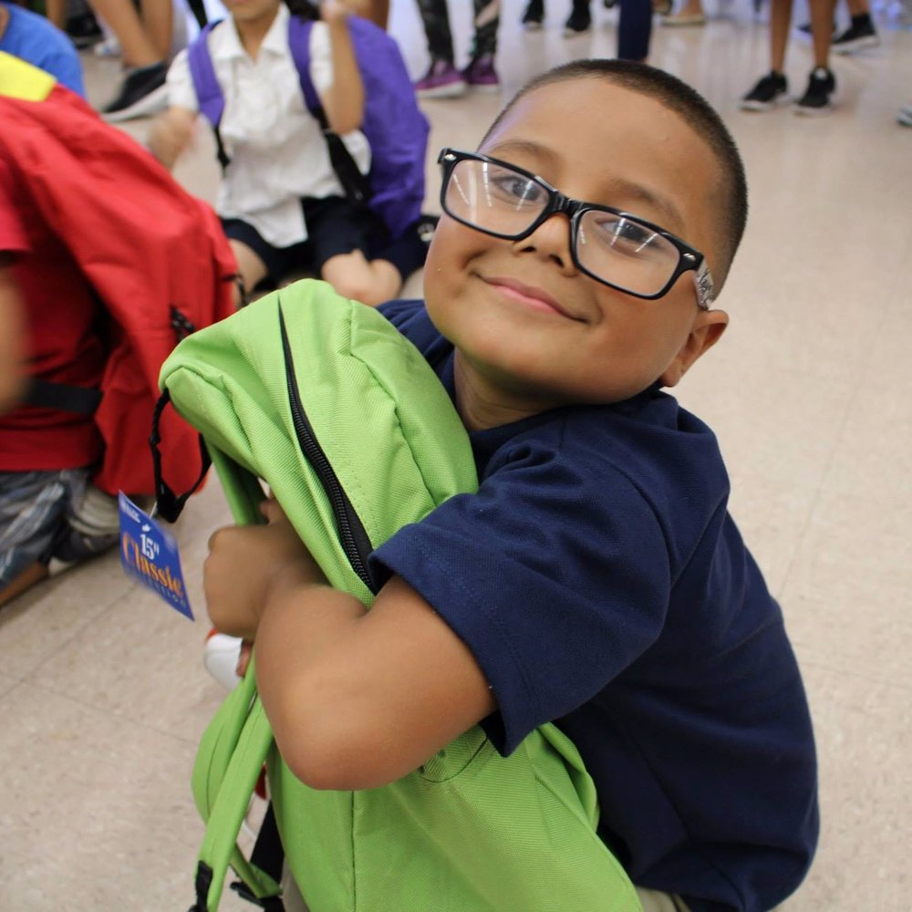 Back to school supply drive & event 8/25/15 -