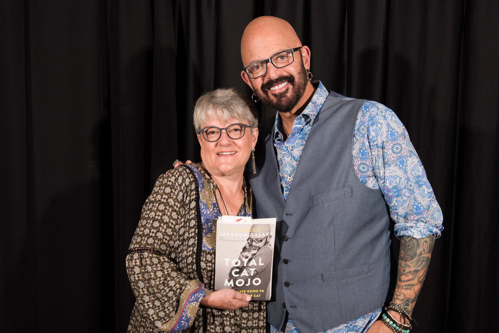 jackson galaxy at meydenbauer center