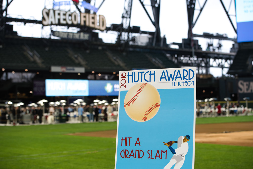 fred hutch auction safeco field