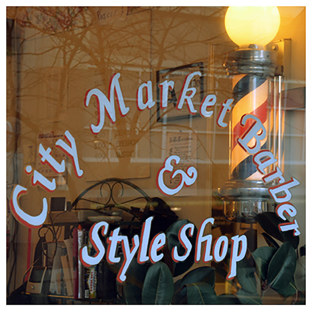 City Market Barber Shop   Classic barber shop in City Market.    View Website