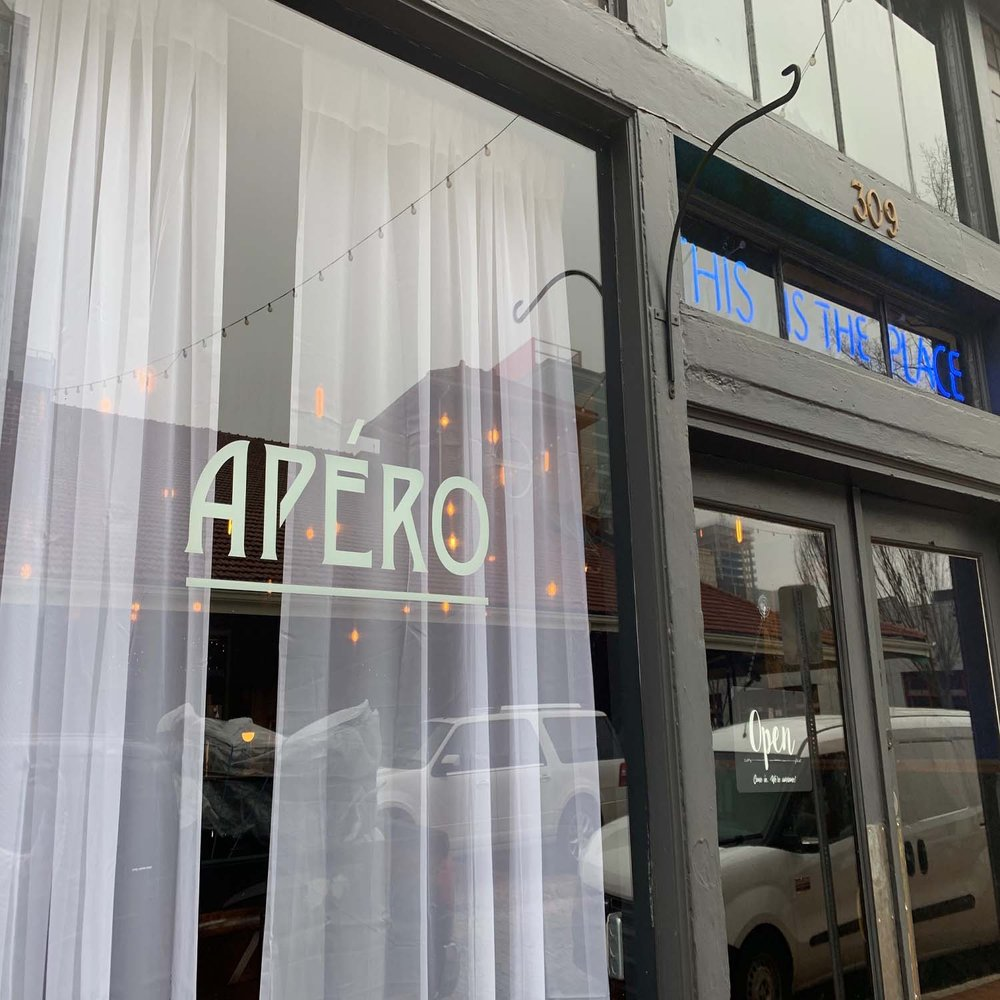 Apéro   Aperitif & digestif bar for appreciating the finer things in life. Head to Apero to explore the world of vermouths, sherries, aperitifs, digestifs and fine wines.    View     Website