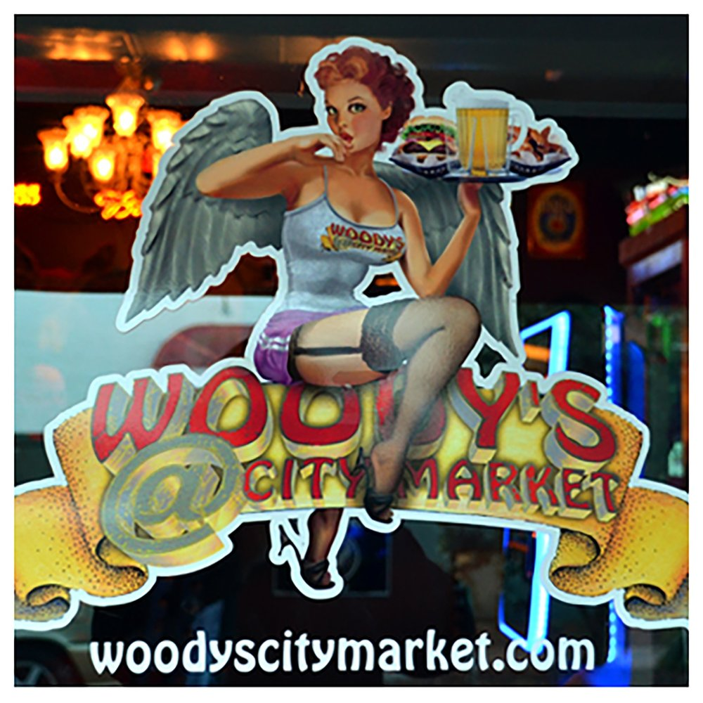 Woody's   Bar and restaurant with a great beer selection, daily drink/food specials and live bands!    View Website