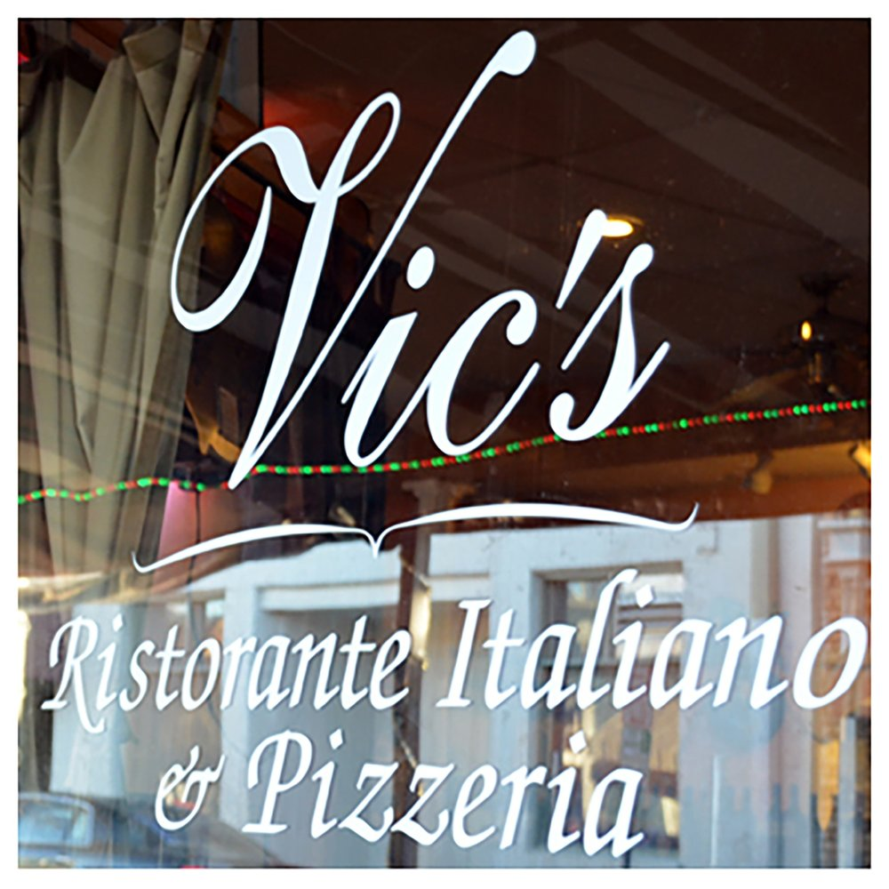 Vic's Italian Restaurant & Pizzeria   Cozy Italian Cafe in the heart of Downtown Raleigh    View Website