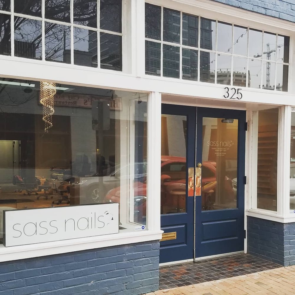 Sass Nails   Nail Salon in City Market. Opening Soon!    View Website