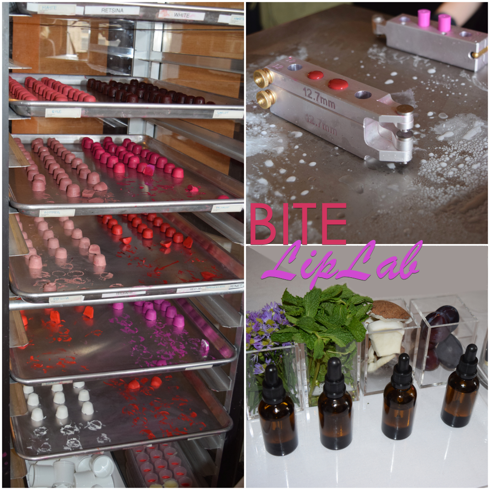 Custom Lipstick Colors and Flavors with Bite Beauty
