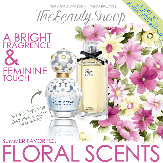 Daisy Dream Marc Jacobs Review, Flora by Gucci Glorious Mandarin Review