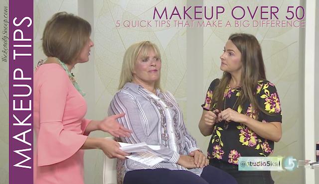 Mature skin, Makeup for mature skin, women over 50 makeup