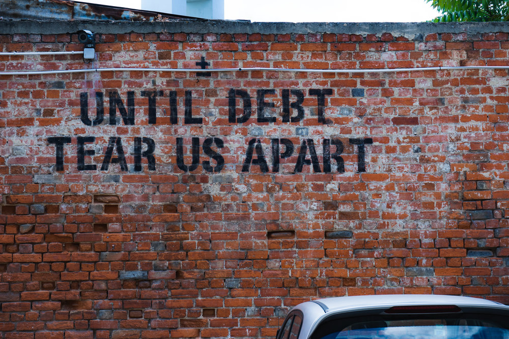 Debt is a financial product, and just like any financial product, it can get you into trouble if you use it poorly -