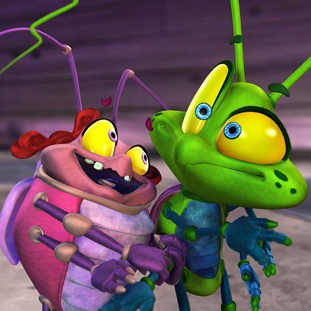 #bugrangers #friendship #bugs #animation #cartoon #kids