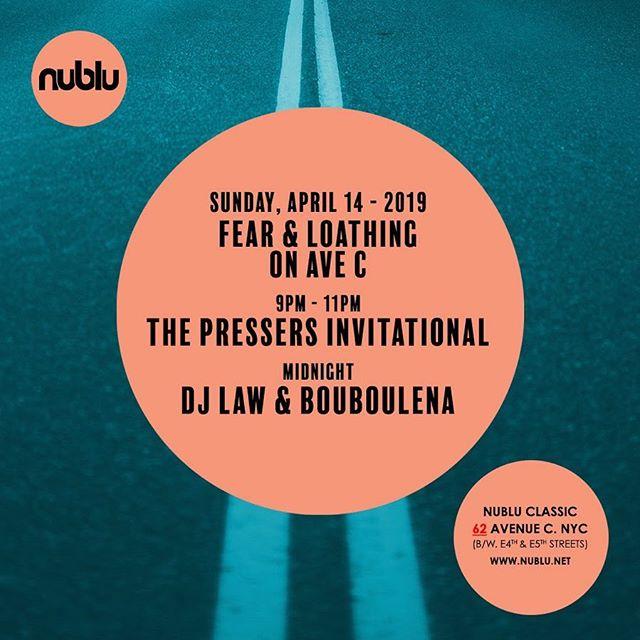 Fear & Loathing on Avenue C | tonight with @7waynehead  On @midnight 🎶👅