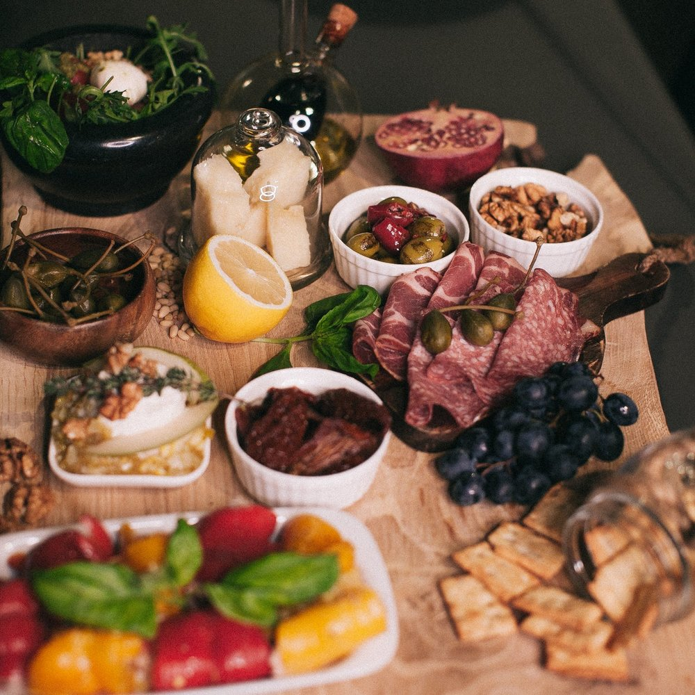 Pair - Browse through different types of charcuterie, learn about your favourite wines, discover new finds and make your home the perfect place for a night in with family and friends.