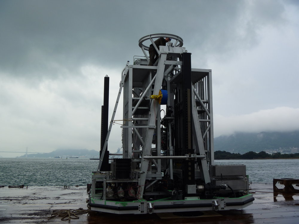 SEAFLOOR DRILLING SYSTEMS -