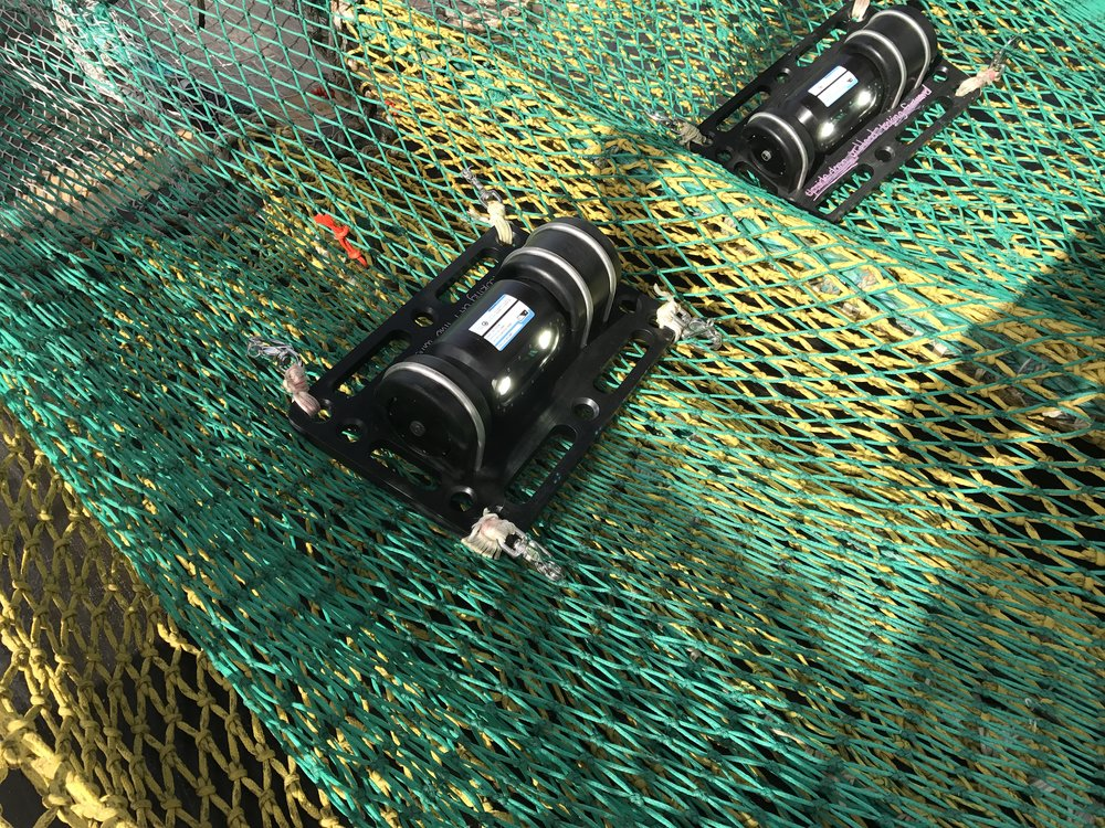 SOLO Netview Trawl Net Camera and Light Systems