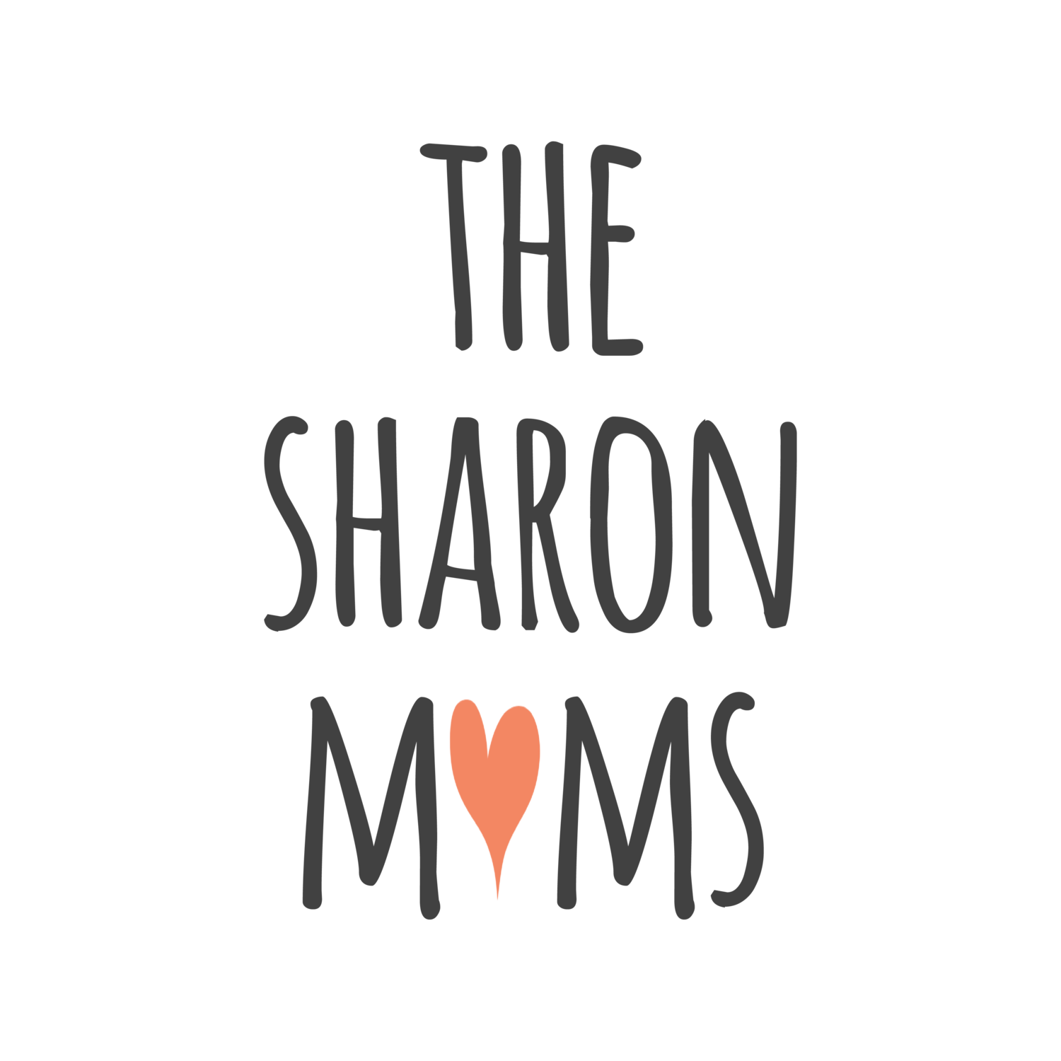 The Sharon Moms