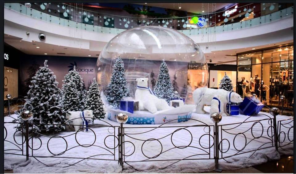 Bubble Huts American Made Snow Globe.jpg