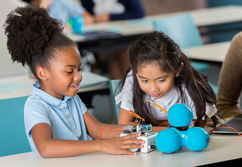 Image result for dash and dot robots in the classroom