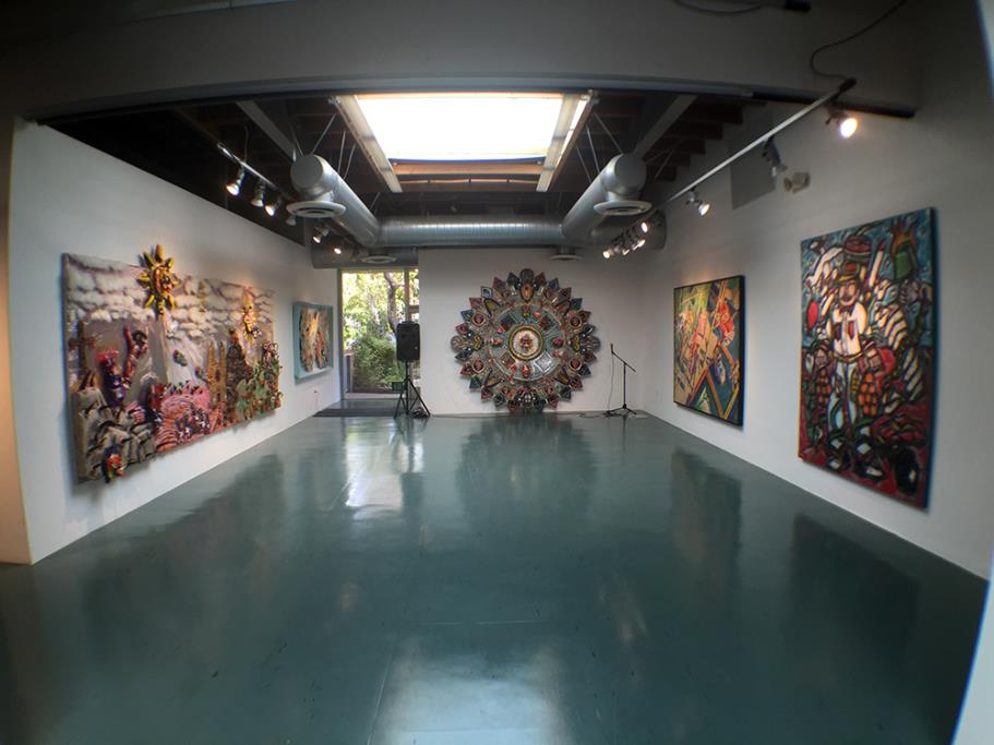 A Peek into Chicano Art - Gallery View