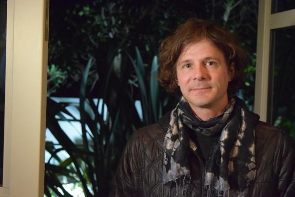 James Gilbert. Photo by Bondo Wyszpolski